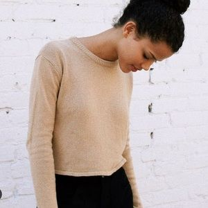 Brandy Melville Francesca pullover sweater
